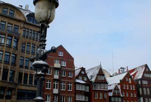 Thuis in Hamburg, door: Esther de Beer