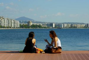 Thessaloniki: kruispunt van culturen, door: Esther de Beer